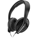 Over-Head HD 65 TV Black
