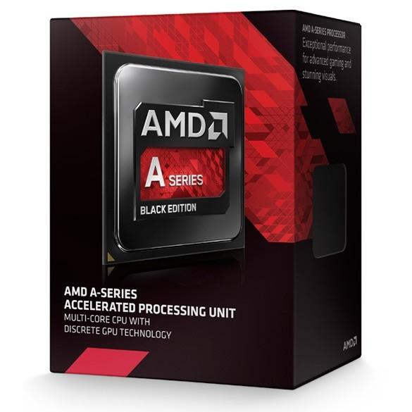 Procesor Kaveri A10-x4 7850k Black Edition 3.7ghz