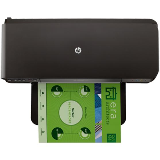 Imprimanta inkjet Officejet 7110 inkjet color format A3+ retea Wi-Fi thumbnail