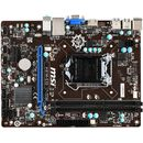H81M-E33 Intel LGA1150 mATX