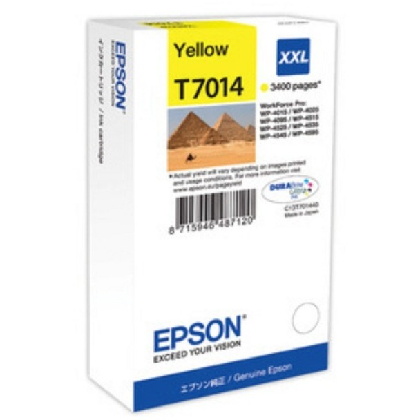 Consumabil T7014 Xxl Yellow