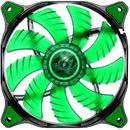 Dual-X Green LED 120mm