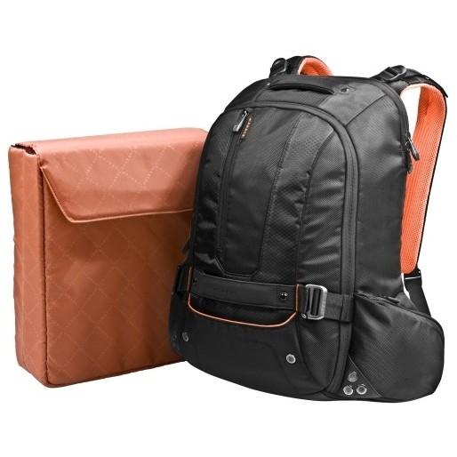 Rucsac notebook Beacon negru 18.4 inch thumbnail