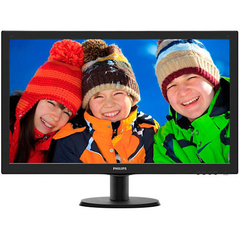 Monitor 273V5LHAB 27 inch 5ms Black thumbnail