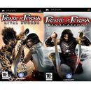 PSP Prince Of Persia Rival Swords & Prince of Persia Revelations
