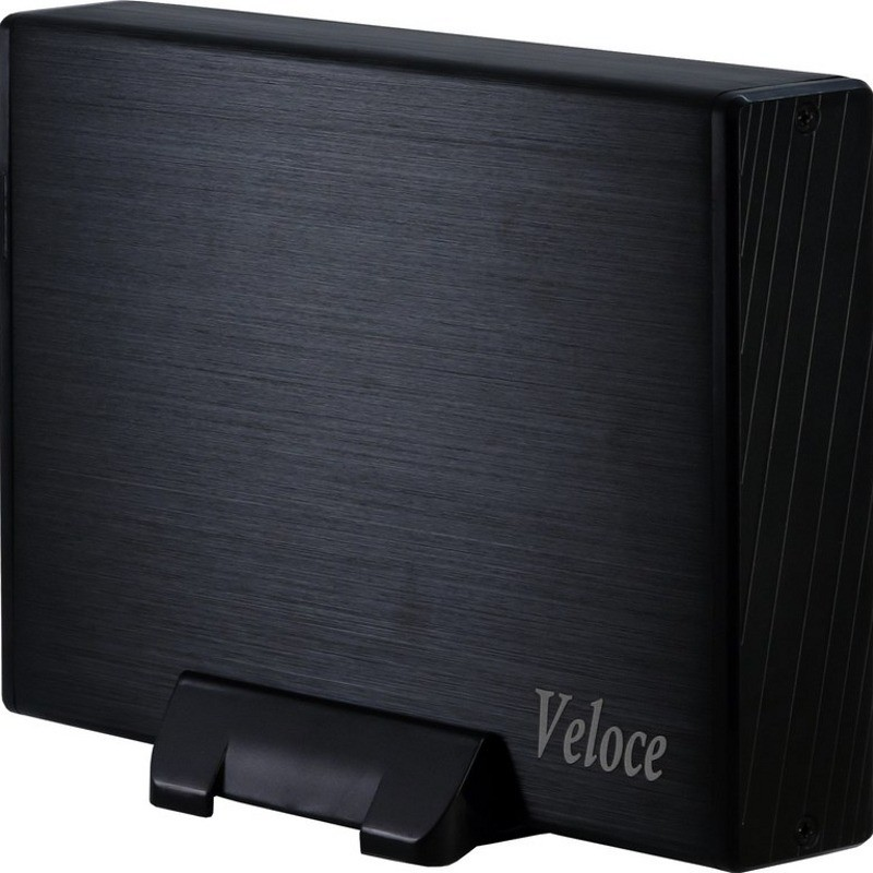 Rack HDD Veloce GD-35612 black thumbnail