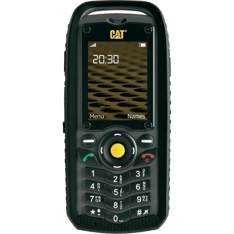 Telefon Mobil Cat B25 Dual Sim Negru