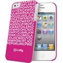 Clove180Fs Hidden Message roz pentru Apple iPhone 4 / 4S