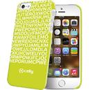 Clove185Gr Hidden Message verde pentru Apple iPhone 5 / 5S