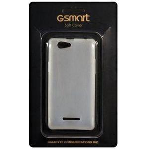 Husa protectie Gigabyte 2Q000-00761-400S alba pentru GSmart Roma R2