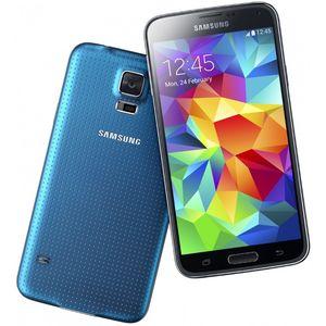 Smartphone Samsung Galaxy S5 G900F 16GB 4G Blue