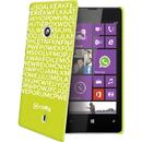 Clove321Gr Hidden Message verde pentru Nokia Lumia 520