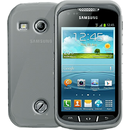 Gelskin304 transparenta pentru Samsung Galaxy Xcover 2 S7710