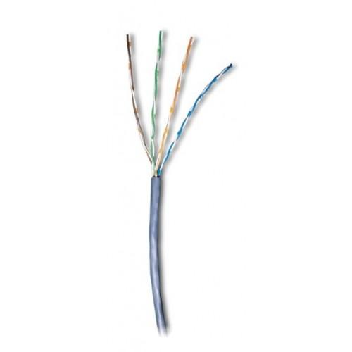 Cablu Retea U/utp Categoria 5e 305m Gri
