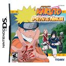 Naruto Path of The Ninja NDS