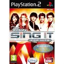 Disney Sing It Pop Hits Bundle PS2