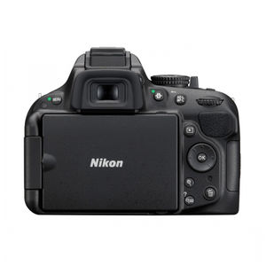 Aparat foto DSLR Nikon D5200 24.7 Mpx Body Black