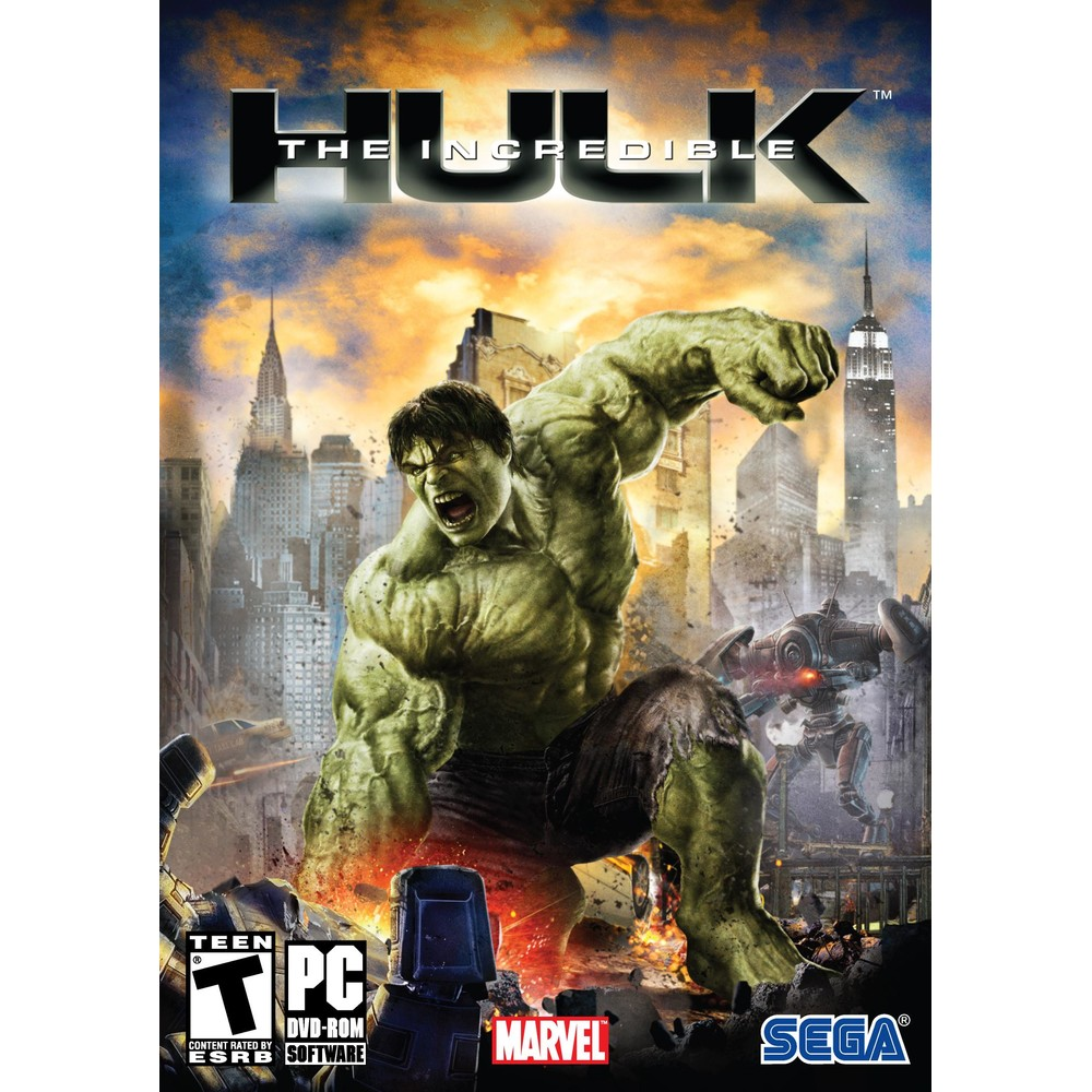 Joc PC Incredible HULK PC thumbnail