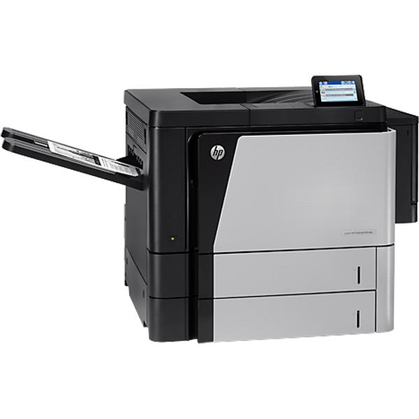 Imprimanta laser alb-negru LaserJet Enterprise M806dn A3 retea duplex thumbnail