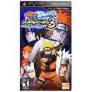Naruto Shippuden Ultimate Ninja Heroes 3 PSP