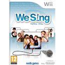 We Sing Wii cu 1 mcrofon Logitech