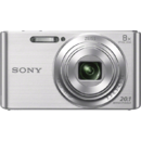 Cyber-shot DSC-W830 20.1 Mpx zoom optic 8x Argintiu