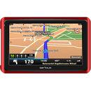 Navigatie GPS Serioux GlobalTrotter GT500 5 inch Fara Harta Negru/Rosu