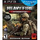 Heavy Fire Afghanistan PS3