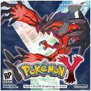 Pokemon Y 3DS