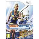Summer Challenge Athletics Tournament Wii