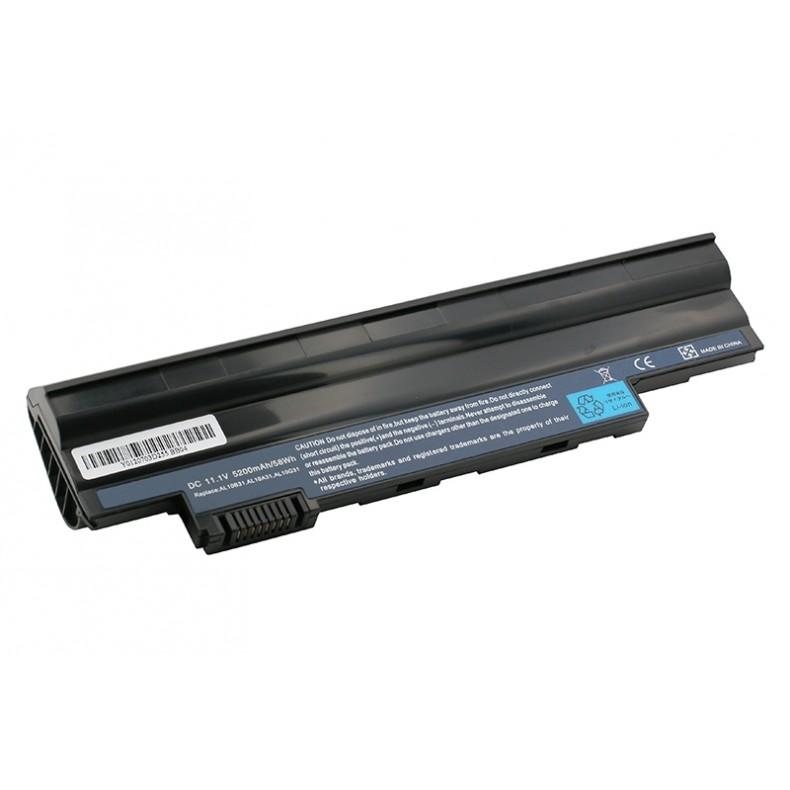 Acumulator replace ALACD255-44 pentru Acer Aspire One seriile D255 / D260 thumbnail
