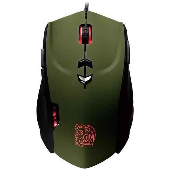 Mouse gaming Tt eSPORTS Theron Battle Edition Laser Green thumbnail