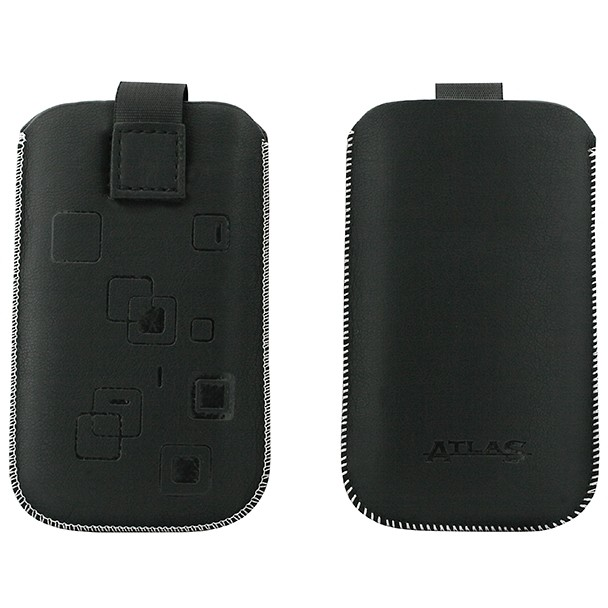 Toc TSAPPIPH4NEG Slim negru pentru iPhone 4 / Samsung Ace / Nokia E5 thumbnail