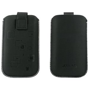 Toc OEM TSAPPIPH4NEG Slim negru pentru iPhone 4 / Samsung Ace / Nokia E5