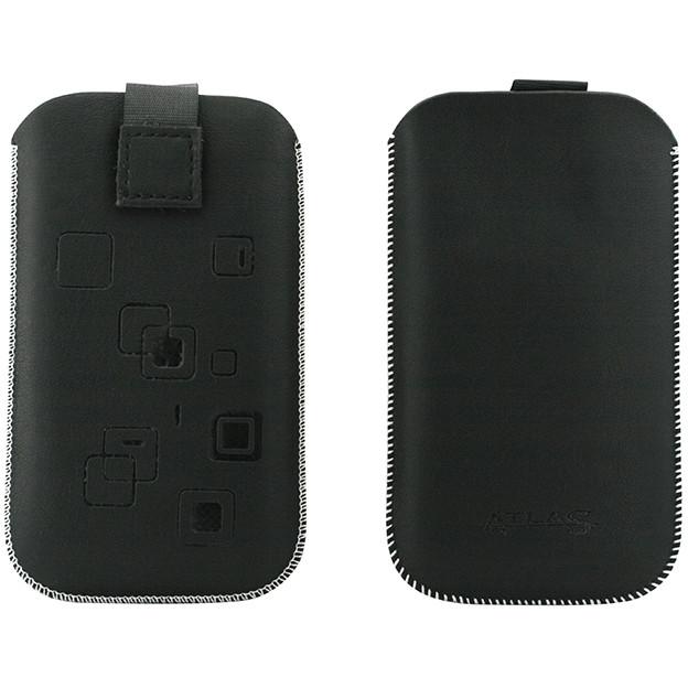Toc TSSAMGS2NEG Slim negru pentru Samsung Galaxy S2 / S / S Plus thumbnail