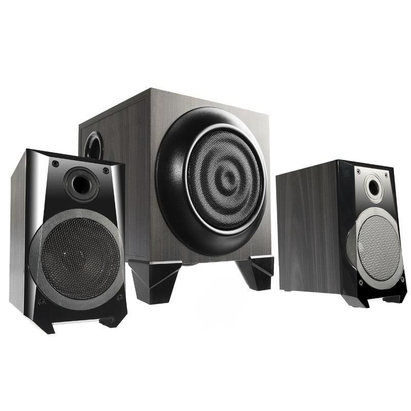 Sistem Audio 2.1 Dominator Black