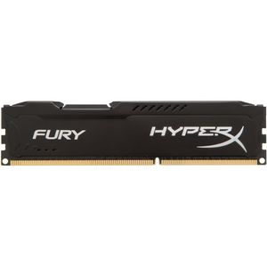 Memorie HyperX Fury Black 8GB DDR3 1600 MHz CL10