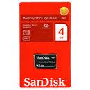 Memory Stick PRO Duo 4 GB pentru PSP