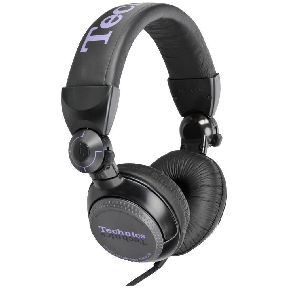 Casti RP-DJ1200E-K black thumbnail