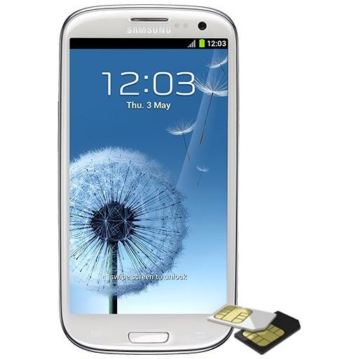 Smartphone Galaxy S3 Neo I9300i Dual Sim 16gb Whit