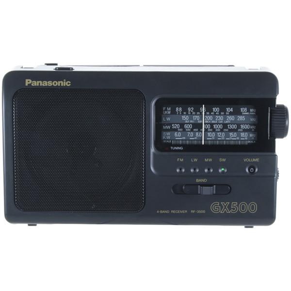 Radio portabil RF-3500E9-K Black
