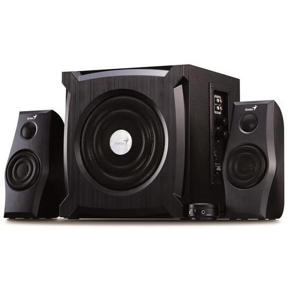 Sistem Audio 2.1 Sw-2.1 1800 Black