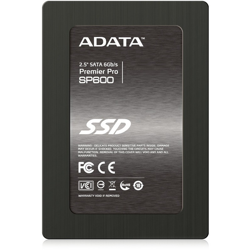 Ssd Premier Pro Sp600 128gb Sata-iii 2.5 Inch