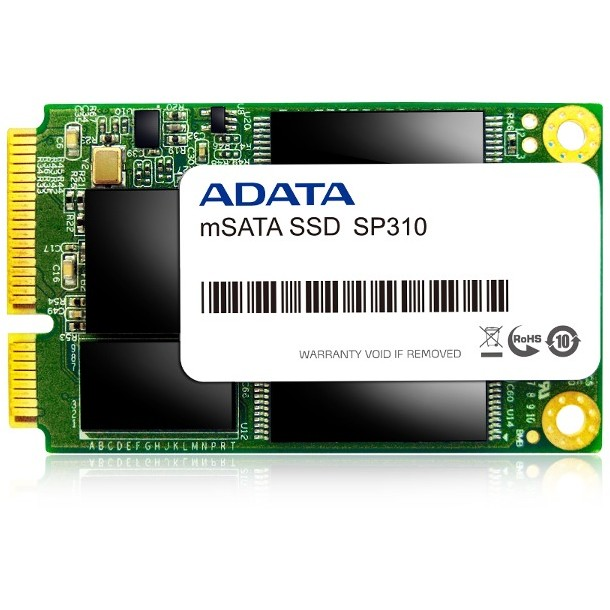 Ssd Premier Pro Sp310 128gb Msata Sata-ii Mlc Box