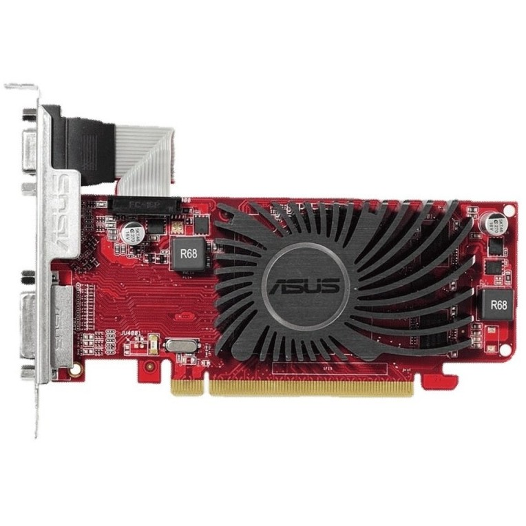 Placa Video Amd Radeon R5 230 2gb Ddr3 64bit