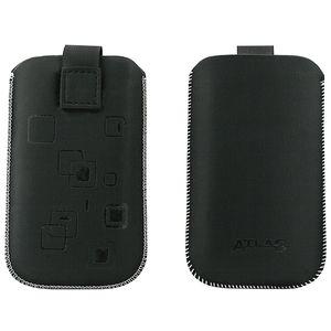 Toc OEM TSSAMGS5NEG Slim negru pentru Samsung Galaxy S5 G900