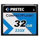 Cheetah II Compact Flash 32GB 233x