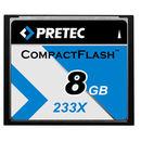 Cheetah II Compact Flash 8GB 233x
