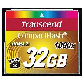 Card Compact Flash 32gb 1000x