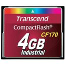 Compact Flash 4GB Industrial CF170